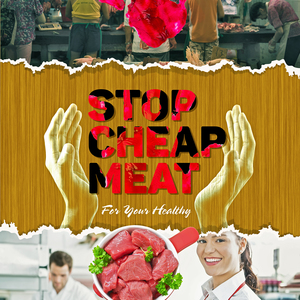 Stop cheap meat