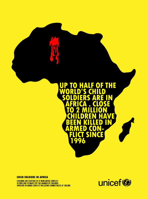 child soldiers in africa essay While in a previous essay in this series (1), i considered ways to prevent specific   war affects children in all the ways it affects adults, but also in different ways   these measures include training of soldiers, including peacekeeping forces.