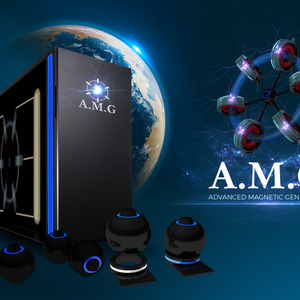 AMG - Advanced Magnetic Generator