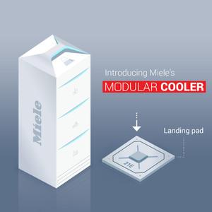 MODULAR COOLER