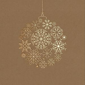 Snowball : Recycling carton