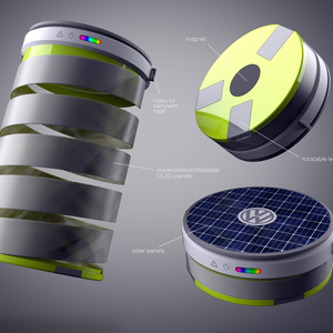 Buzz Solar Light