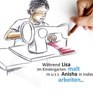 Lisa und Anisha