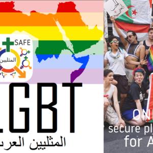 secure LGBT platform