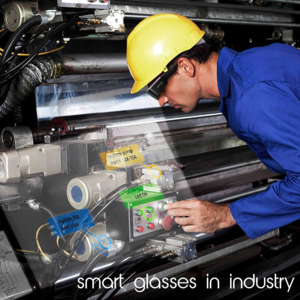 smart glasses in industry 4.0