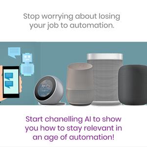 AI,   Voice Assistants,   Chatbots