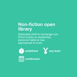 Non-fiction open library