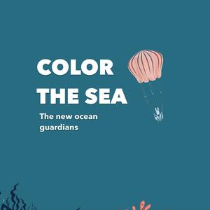 Color the sea
