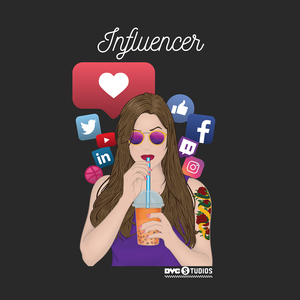 Influencer Girl