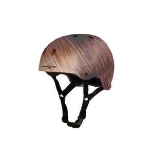 hair & head helmet